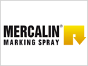 Mercalin Marking Spray Logo